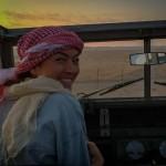 Vanessa the Bedouin!