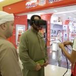 Local guys Oculus Rift