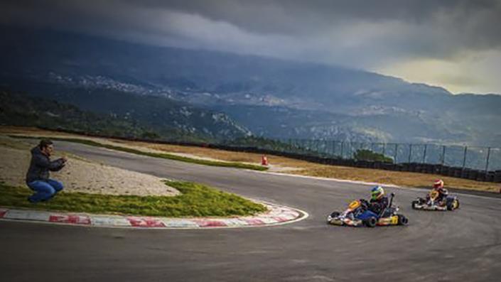 360 Video Karting