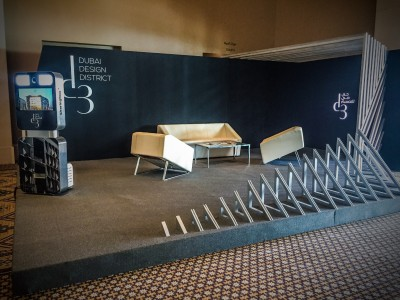 Dubai Design Booth