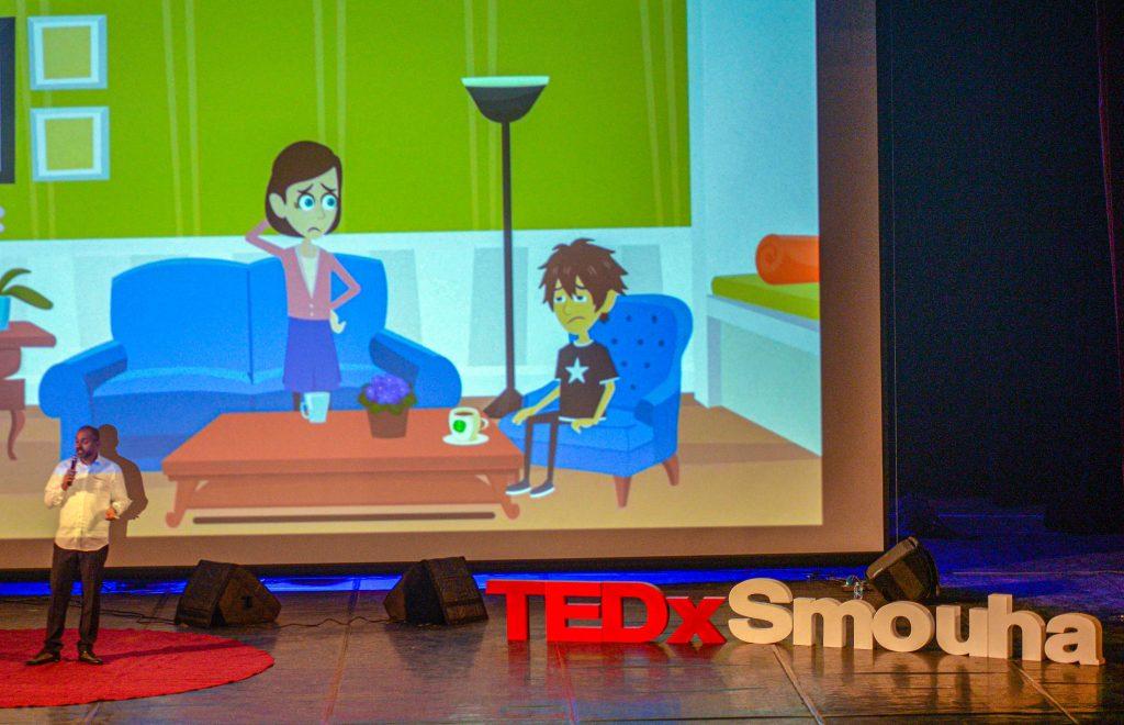 TEDx Karim Saad